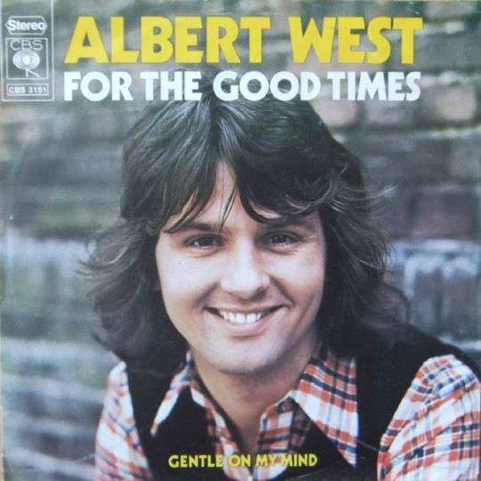 Coverafbeelding For The Good Times - Albert West