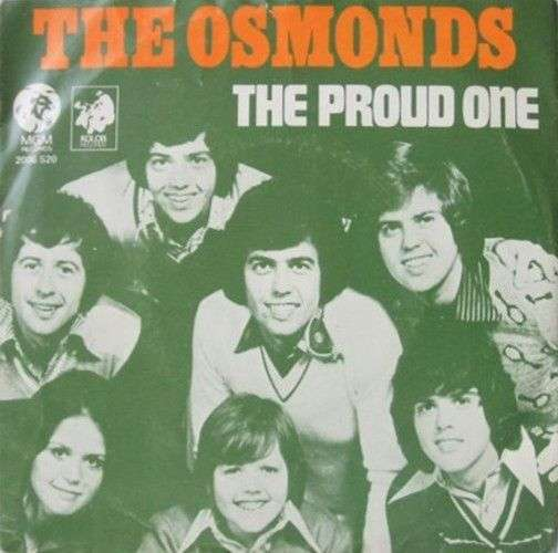 Coverafbeelding The Proud One - The Osmonds