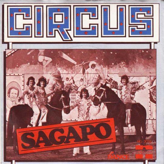Coverafbeelding Sagapo - Circus