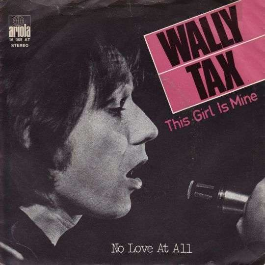 Coverafbeelding This Girl Is Mine - Wally Tax
