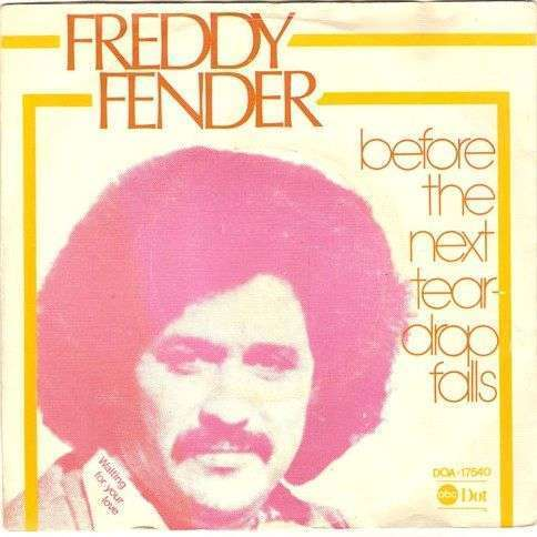 Coverafbeelding Before The Next Teardrop Falls - Freddy Fender