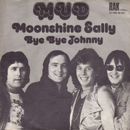 Coverafbeelding Moonshine Sally - Mud