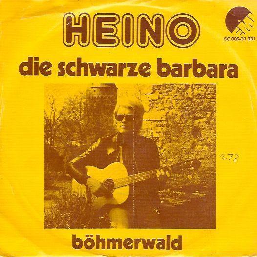 Coverafbeelding Die Schwarze Barbara - Heino