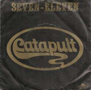 Coverafbeelding Seven-Eleven - Catapult