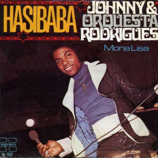 Coverafbeelding Hasibaba - Johnny & Orquesta Rodrigues