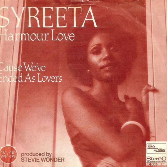 Coverafbeelding Harmour Love - Syreeta