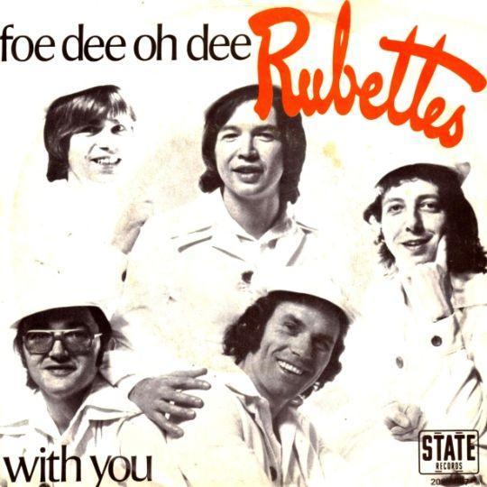 Coverafbeelding Foe Dee Oh Dee - Rubettes