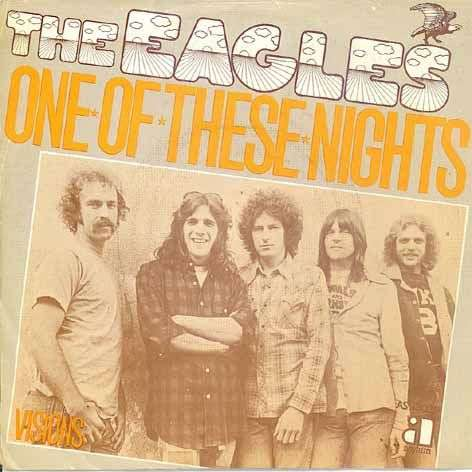 Coverafbeelding One Of These Nights - The Eagles