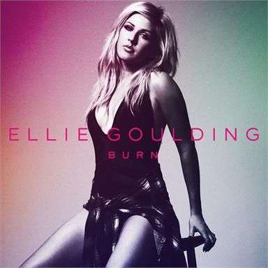 Coverafbeelding Burn - Ellie Goulding