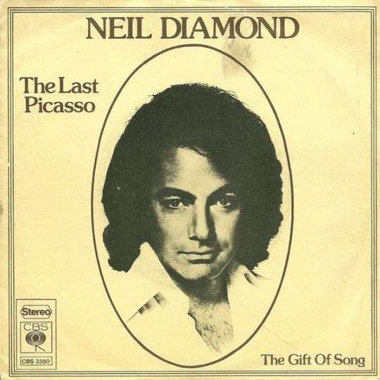 Coverafbeelding The Last Picasso - Neil Diamond