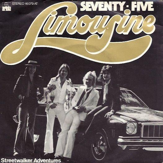Coverafbeelding Seventy-Five - Limousine