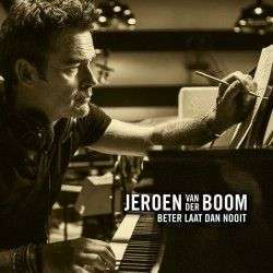 Coverafbeelding Beter Laat Dan Nooit - Jeroen Van Der Boom