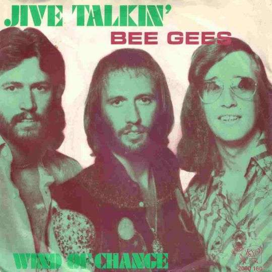 Coverafbeelding Jive Talkin' - Bee Gees