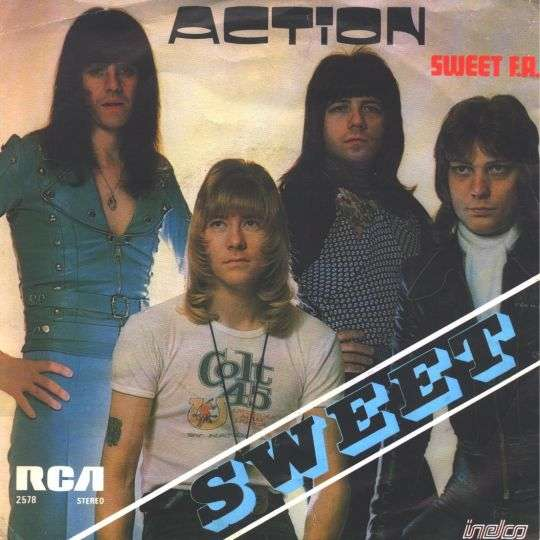 Coverafbeelding Action - Sweet