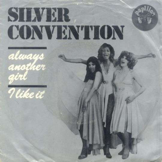 Coverafbeelding Always Another Girl - Silver Convention