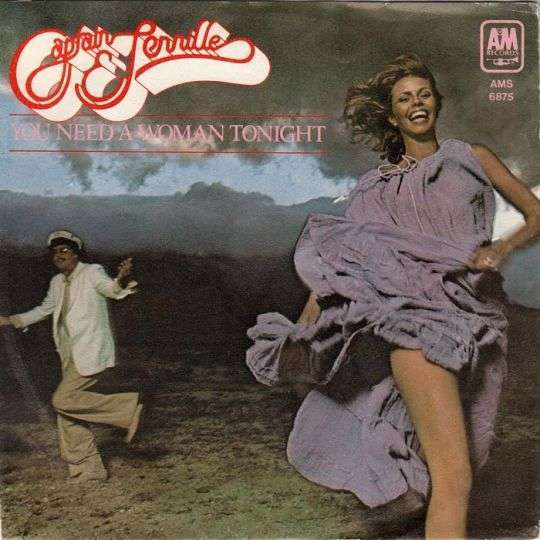 Coverafbeelding You Need A Woman Tonight - Captain & Tennille
