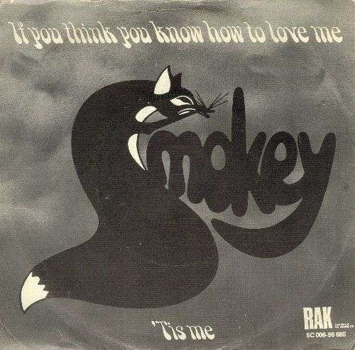 Coverafbeelding Smokey - If You Think You Know How To Love Me