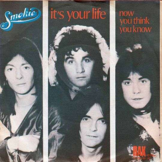 Coverafbeelding It's Your Life - Smokie