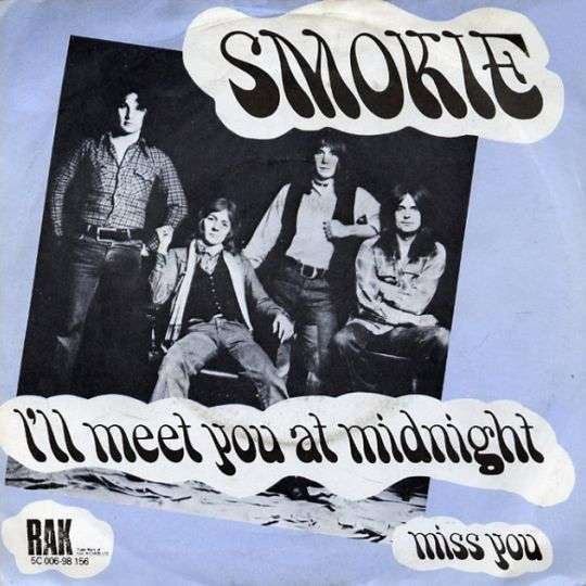 Coverafbeelding I'll Meet You At Midnight - Smokie