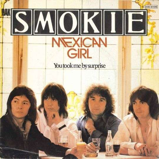 Coverafbeelding Mexican Girl - Smokie