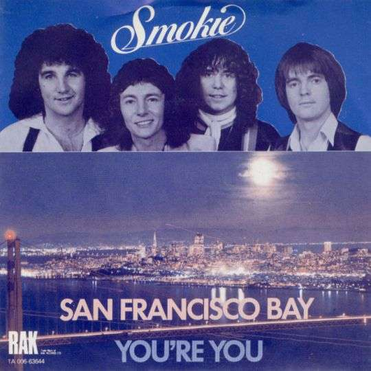 Coverafbeelding San Francisco Bay - Smokie