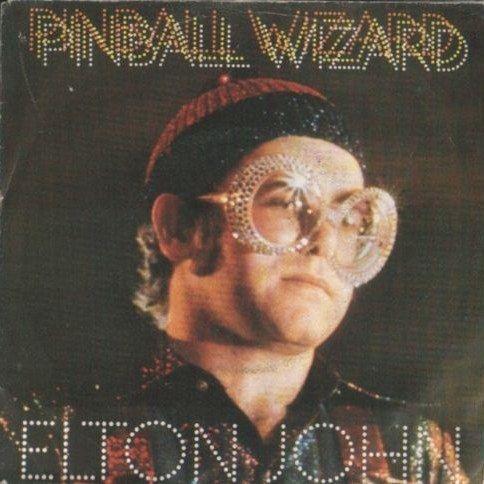 Coverafbeelding Pinball Wizard - Elton John