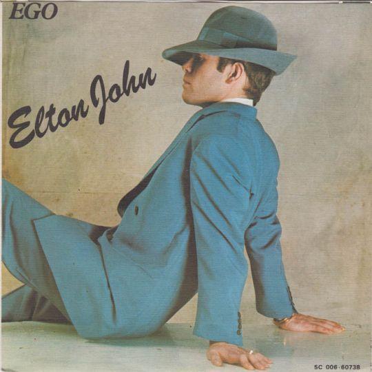 Coverafbeelding Ego - Elton John