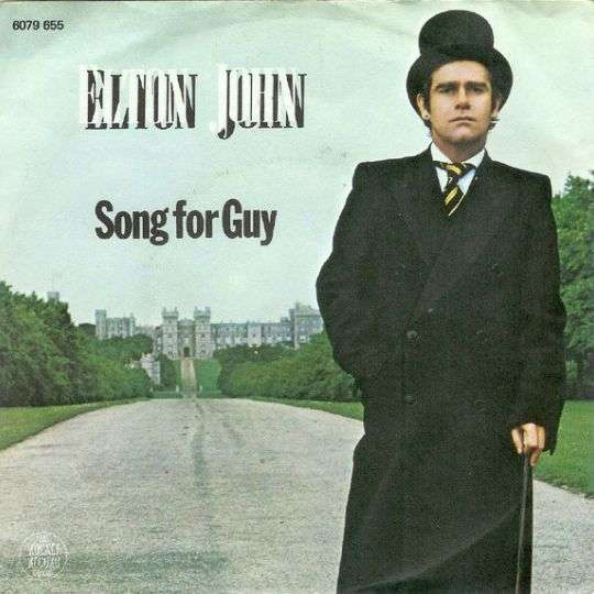 Coverafbeelding Song For Guy - Elton John