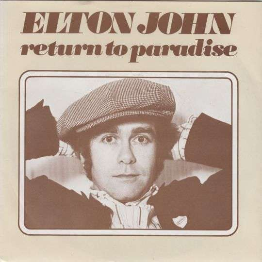 Coverafbeelding Return To Paradise - Elton John