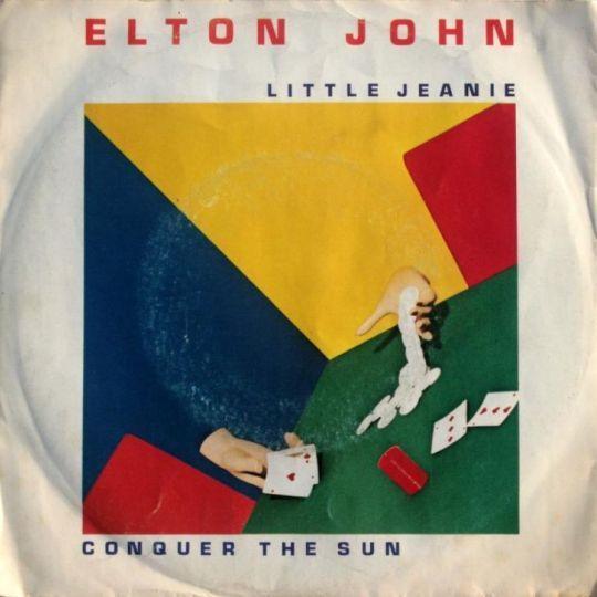 Coverafbeelding Little Jeanie - Elton John