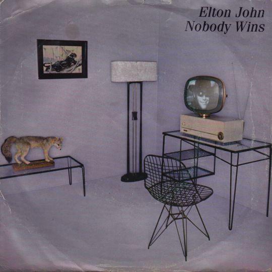 Coverafbeelding Nobody Wins - Elton John