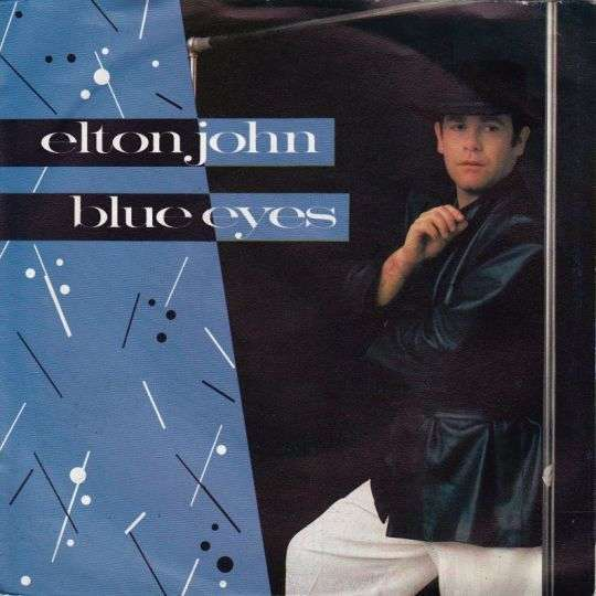 Coverafbeelding Blue Eyes - Elton John