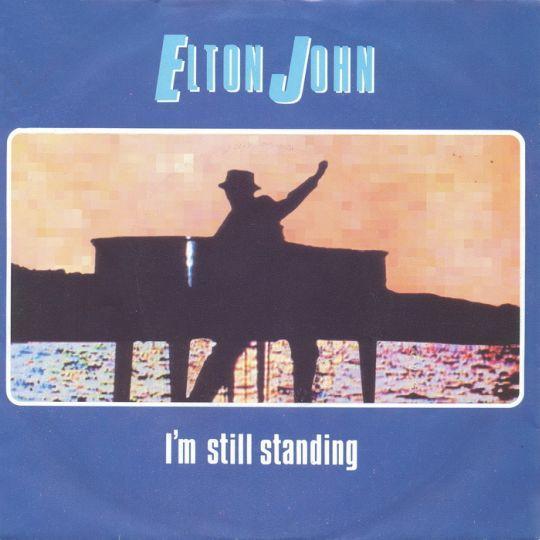 Coverafbeelding I'm Still Standing - Elton John