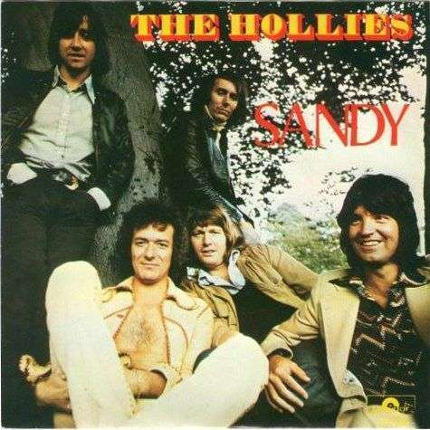 Coverafbeelding Sandy - The Hollies