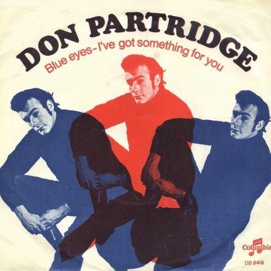 Coverafbeelding Blue Eyes - Don Partridge