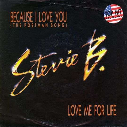 Coverafbeelding Stevie B. - Because I Love You (The Postman Song)