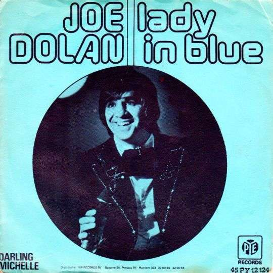 Coverafbeelding Lady In Blue - Joe Dolan