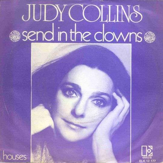 Coverafbeelding Send In The Clowns - Judy Collins