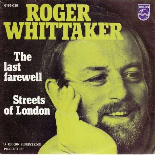 Coverafbeelding The Last Farewell - Roger Whittaker