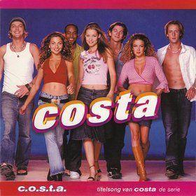 Coverafbeelding Costa - C.O.S.T.A. - Titelsong Van Costa De Serie