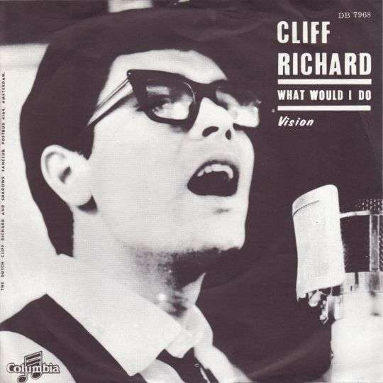 Coverafbeelding Vision - Cliff Richard