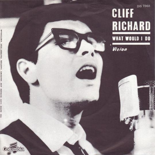Coverafbeelding Vision - Cliff Richard