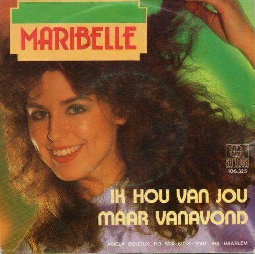 Coverafbeelding Ik Hou Van Jou - Maribelle