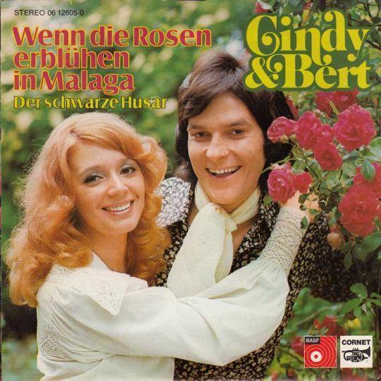 Coverafbeelding Wenn Die Rosen Erblühen In Malaga - Cindy & Bert