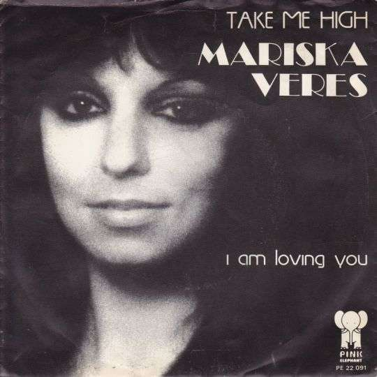 Coverafbeelding Mariska Veres - Take Me High