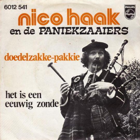 Coverafbeelding Doedelzakke-pakkie - Nico Haak En De Paniekzaaiers