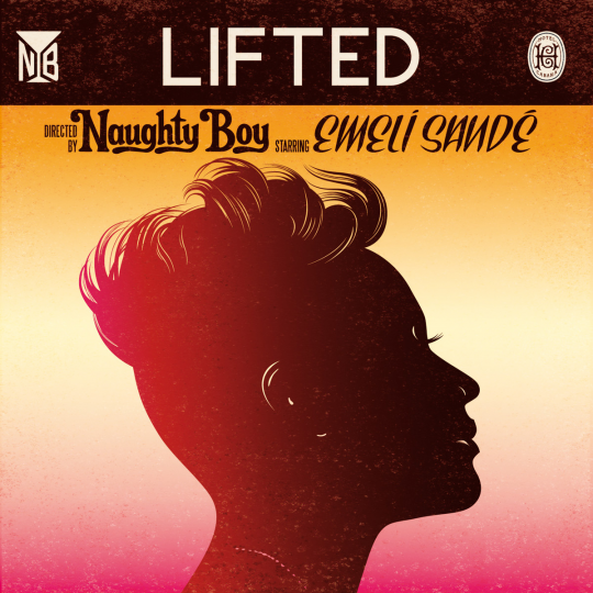 Coverafbeelding Lifted - Naughty Boy Starring Emeli Sand�