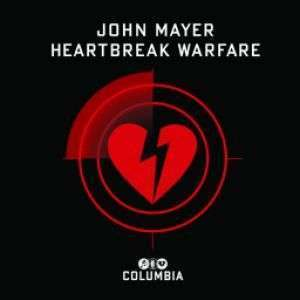 Coverafbeelding Heartbreak Warfare - John Mayer