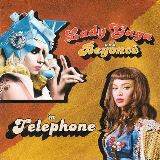 Coverafbeelding Telephone - Lady Gaga And Beyonc�