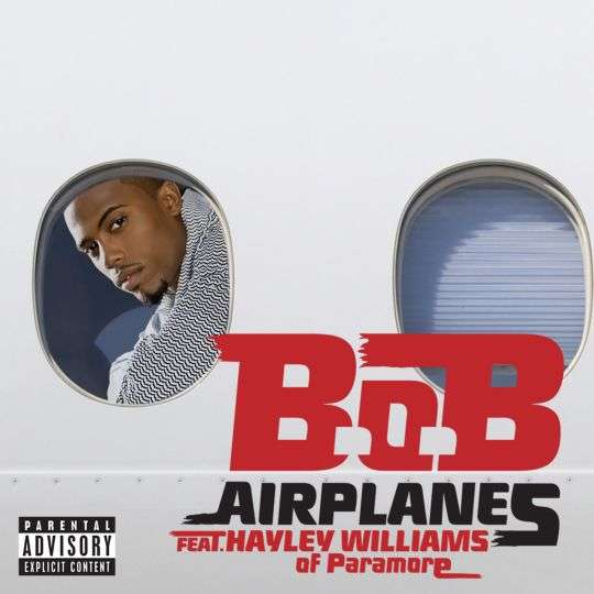 Coverafbeelding Airplanes - B.o.b Feat. Hayley Williams Of Paramore